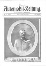 Allgemeine Automobil-Zeitung