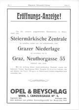 Allgemeine Automobil-Zeitung 19140118 Seite: 11