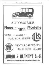 Allgemeine Automobil-Zeitung 19140118 Seite: 31