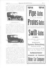 Allgemeine Automobil-Zeitung 19140118 Seite: 52
