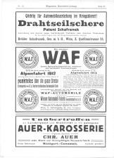 Allgemeine Automobil-Zeitung 19141227 Seite: 19