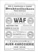 Allgemeine Automobil-Zeitung 19150110 Seite: 16