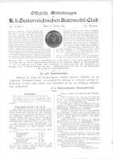 Allgemeine Automobil-Zeitung 19150110 Seite: 1