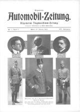 Allgemeine Automobil-Zeitung 19150110 Seite: 5