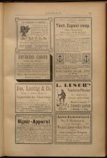 Anzeigenband zu 'Zeitschrift des allgemeinen österreichischen Apotheker-Vereines' 18930420 Seite: 19