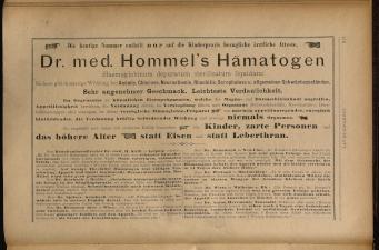 Anzeigenband zu 'Zeitschrift des allgemeinen österreichischen Apotheker-Vereines' 18930420 Seite: 20