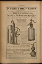 Anzeigenband zu 'Zeitschrift des allgemeinen österreichischen Apotheker-Vereines' 18930420 Seite: 22
