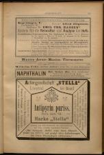Anzeigenband zu 'Zeitschrift des allgemeinen österreichischen Apotheker-Vereines' 18930420 Seite: 3