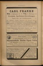 Anzeigenband zu 'Zeitschrift des allgemeinen österreichischen Apotheker-Vereines' 18930420 Seite: 4