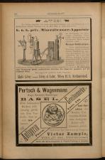 Anzeigenband zu 'Zeitschrift des allgemeinen österreichischen Apotheker-Vereines' 18930420 Seite: 8