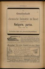 Anzeigenband zu 'Zeitschrift des allgemeinen österreichischen Apotheker-Vereines' 18930620 Seite: 12
