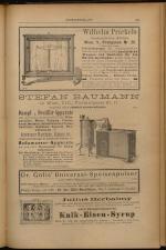 Anzeigenband zu 'Zeitschrift des allgemeinen österreichischen Apotheker-Vereines' 18930620 Seite: 13