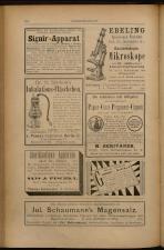 Anzeigenband zu 'Zeitschrift des allgemeinen österreichischen Apotheker-Vereines' 18930620 Seite: 16