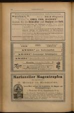 Anzeigenband zu 'Zeitschrift des allgemeinen österreichischen Apotheker-Vereines' 18930620 Seite: 4