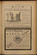 Anzeigenband zu 'Zeitschrift des allgemeinen österreichischen Apotheker-Vereines' 18930620 Seite: 5