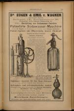 Anzeigenband zu 'Zeitschrift des allgemeinen österreichischen Apotheker-Vereines' 18930620 Seite: 7