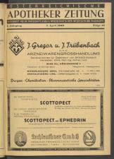 Österreichische Apotheker-Zeitung : ÖAZ