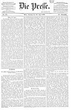 Die Presse 18930620 Seite: 1