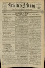 Arbeiter Zeitung 18930324 Seite: 1