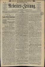 Arbeiter Zeitung 18930623 Seite: 1