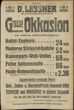 Arbeiter Zeitung 19110723 Seite: 15