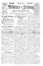 Arbeiter Zeitung 19170423 Seite: 1