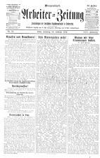 Arbeiter Zeitung 19190223 Seite: 1