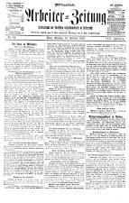 Arbeiter Zeitung 19190224 Seite: 1