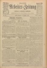 Arbeiter Zeitung 19241220 Seite: 1