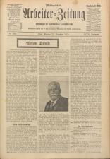 Arbeiter Zeitung 19241222 Seite: 1