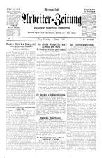 Arbeiter Zeitung 19270104 Seite: 1