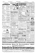 Arbeiter Zeitung 19271022 Seite: 14