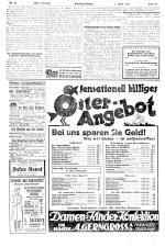 Arbeiter Zeitung 19280401 Seite: 23