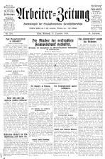 Arbeiter Zeitung 19301231 Seite: 1