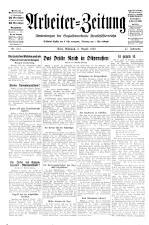 Arbeiter Zeitung 19320803 Seite: 1