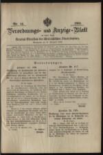 Verordnungs- und Anzeige-Blatt der k.k. General-Direction der österr. Staatsbahnen 18921231 Seite: 7