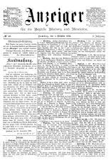 Bludenzer Anzeiger 18931007 Seite: 1