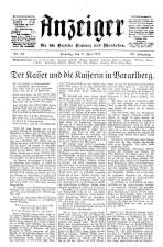 Bludenzer Anzeiger
