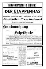 Bludenzer Anzeiger 19381203 Seite: 15