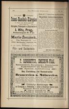 Der Böhmische Bierbrauer 18930715 Seite: 18