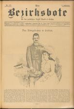 Der Bezirksbote für den politischen Bezirk Bruck a.d. Leitha