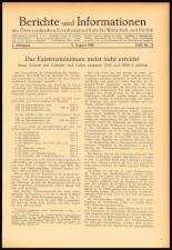 Berichte und Informationen des österreichischen Forschungsinstituts für Wirtschaft und Politik 19460809 Seite: 3