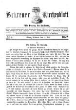 Brixener Kirchenblatt
