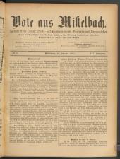 Bote aus Mistelbach