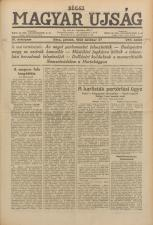 Becsi Magyar Ujsag (Wiener Ungarische Zeitung)