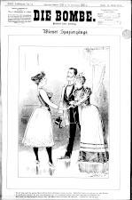 Die Bombe 18930319 Seite: 1