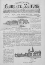 Bade- und Reise-Journal 18930325 Seite: 1