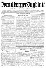 Bregenzer/Vorarlberger Tagblatt