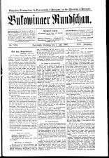 Bukowinaer Rundschau 19060707 Seite: 1