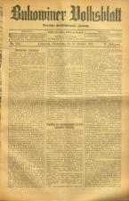 Bukowiner Volksblatt
